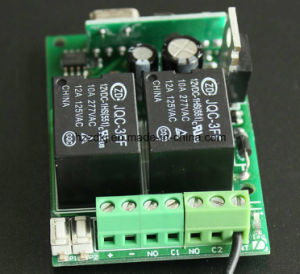 2-Channel Receivers for Universal 315 or 433MHz pictures & photos