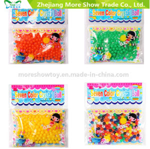 Factory Provided Crystal Mud Soil for Plants Water Beads Orbeez Ball Office Decoration pictures & photos