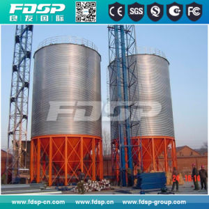 Bulk Storage Silo for Wheat Flour Mill and Rice Plant pictures & photos