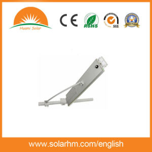 (HM-0015Q) All in One/Integrated 15W Solar LED Street Light with Motion Sensor pictures & photos
