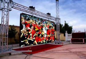 P8mm (P3.91 P4.81 P5 P6 P10) LED Display of Advertising LED Display pictures & photos