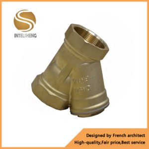 1 Inch Brass Material NPT Thread Y Strainer pictures & photos