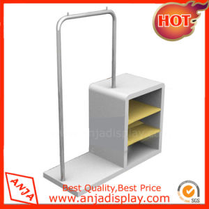 Metal and Wood Garment Display for Stores pictures & photos