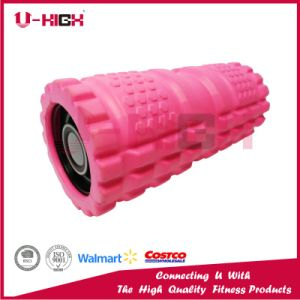 2017 New Style LED Screen Vibrating Foam Roller pictures & photos