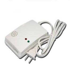 Hot Sale AC 220V Gas Alarm with High Security