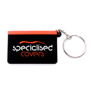 High Quality Soft PVC Rubber Key Chain pictures & photos
