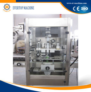 High Quality Automatic Shrinking Labeling Machine/Equipment pictures & photos