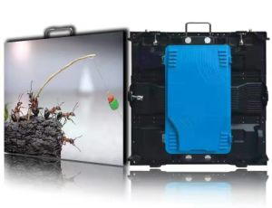 High Definition P6 Full Color LED Screen Display Video Wall pictures & photos