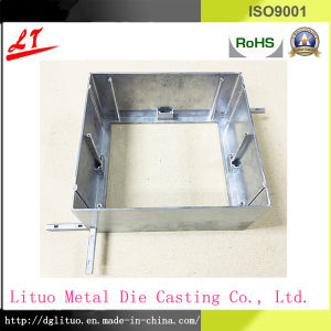 Widely Used Hardware Metal Aluminum Die Casting Shelf Parts pictures & photos