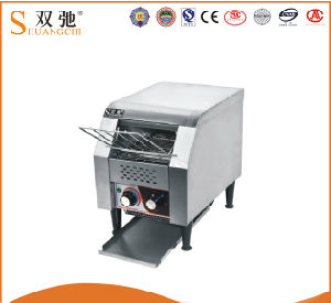 Electric Toaster Oven Machine Sandwich Toaster with Stainless Steel pictures & photos