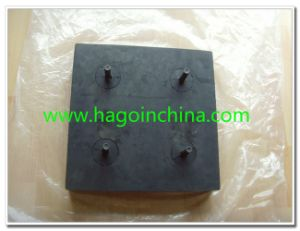 Custom Rubber Vibration Isolator Mat pictures & photos