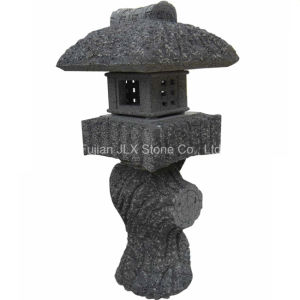 Chinese Style Stone Granite Antique Lantern pictures & photos
