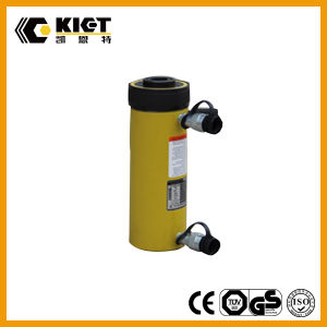 70 MPa Double Acting Hollow Plunger Hydraulic Cylinder pictures & photos