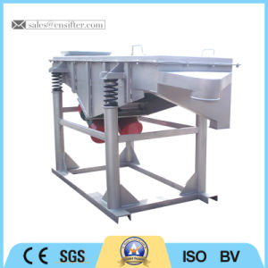 Circular Vibratory Sieve for Liquid Filtration Applications pictures & photos