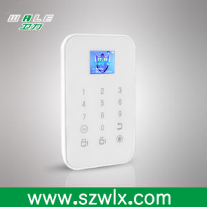 TFT Screen Wireless GSM Intruder Alarm System with Cid Function pictures & photos