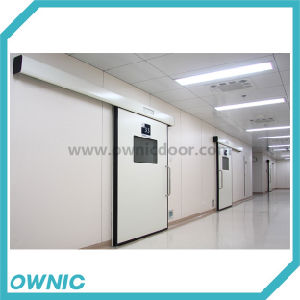Qtdm-13 Air Tight Sliding Door with Steel Plate Powder Coated pictures & photos