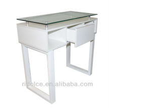 Nail Salon Furniture High Quanlity Wholesale Cheap Used Nail Table pictures & photos