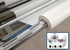 """60GSM Anti-Curled Fast Dry 63"""" Jumbo Roll Dye Sublimation Inkjet Paper for Inkjet Printer Dgi pictures & photos"""