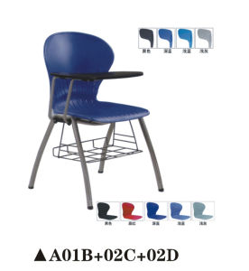 Classic Simple Design Plastic School Chair pictures & photos