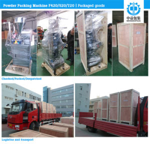 ND - F420 Manufacturer Automatic Flour Packing Machine with Plastic Bag pictures & photos