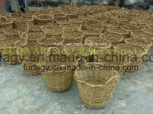 Bird Salim Rattan Flower Basket pictures & photos
