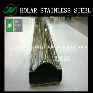 Special Shape Stainless Steel Tube pictures & photos