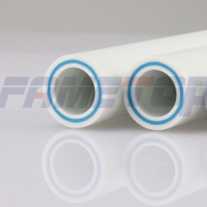 Fr-PPR Pipe with Blue Color Fibreglass Layer pictures & photos
