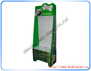 High Quality with Cheap Price Paper Floor Display with SGS (B&C-B001) pictures & photos