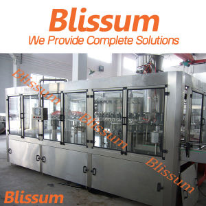 Automatic Large Scale Pet Bottle Carbonated Beverage Filling Machine pictures & photos