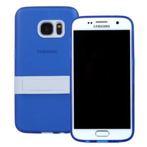 2 in 1 TPU & PC 10 Colors Back Case for Samsung Galaxy S7 pictures & photos