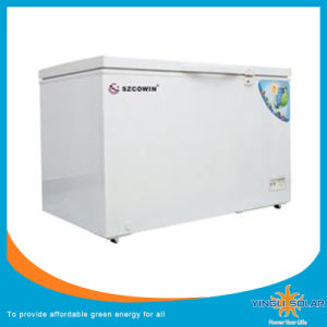 Solar Powered Refrigerator Fridge Freezer 282L pictures & photos