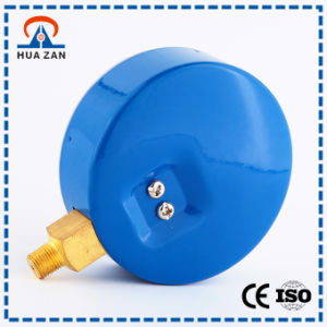 Made in China Gas Manometer Gauge High Quality Measuring Gas Pressure pictures & photos