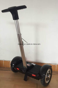 Two Wheels Hoverboard Self Balancing Electric Scooter with Handlebar pictures & photos