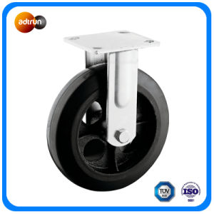 Heavy Duty 8 Inch Rigid Casters pictures & photos