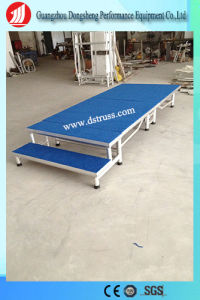 Hot Sale Mobile Stage Aluminium Alloy Folding Stage pictures & photos