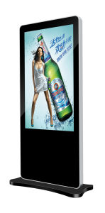 Best Price LCD Display 43 Inches Floor Stand for Advertising Player pictures & photos