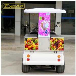 Popular Electric Golf Cart Food Cart Wholesale pictures & photos