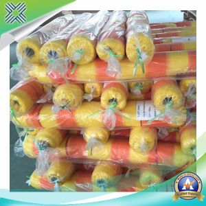 45g-80g Per Square Meter Customized Orange Warning Net pictures & photos