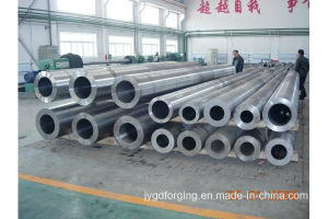 Forged Steel Step Roller Shaft 32crmov pictures & photos