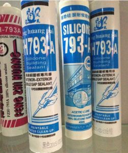 Hard Package Neutral Silicone Glue (FH793A) pictures & photos