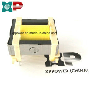 High Q Factor and Low Core Loss Ee Type High Frequency Transformer pictures & photos