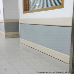 Plastic Wall Chair Guard Rails for Hospitals pictures & photos