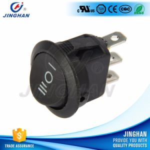 Kcd1-202/D Advanced 3 Pin Universal Car Rocker Switch on-off-on pictures & photos