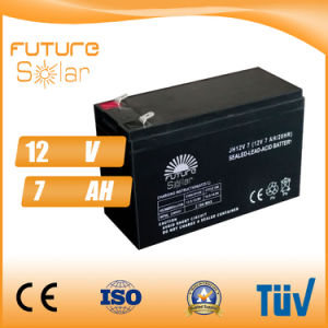 Futuresolar Lead Acid Battery 12V 7ah Solar Panel Battery pictures & photos