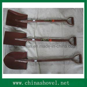 Shovel Welded Steel Handle Shovel Spade pictures & photos