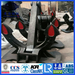 Marine Stockless Type M Spek Anchor pictures & photos