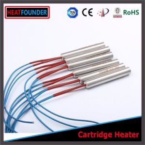 65W 12V Cartridge Heaters with Brass Flange Wholsales pictures & photos
