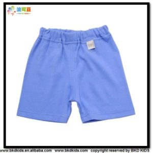Plain Dyed Baby Garment Newborn Boy Pants pictures & photos