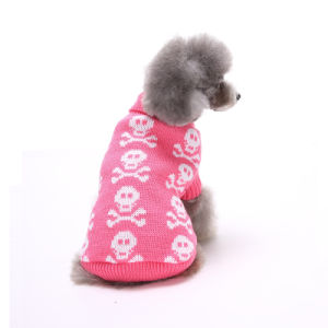 Pet Accessories Fashion Hand Knit Dog Sweater pictures & photos