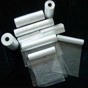 Plastic Clear Food Bag Without Printing / Plastic Produce Bag pictures & photos
